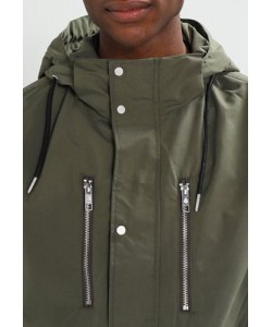 Parka Klaus Only and Sons Verde