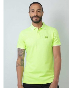 Polo Petrol Industries Neon Safety Yellow